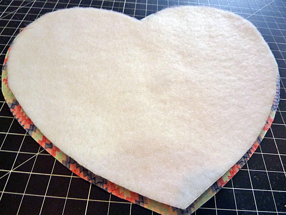 Presine a forma di cuore passion diy - Presine cucina fai da te ...