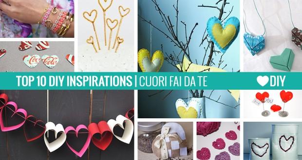 cucina ispirazioni Decorazioni : 10 Ispirazioni ? Cuori Fai da te - Passion DIY