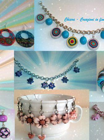I gioielli in fimo di Chiara