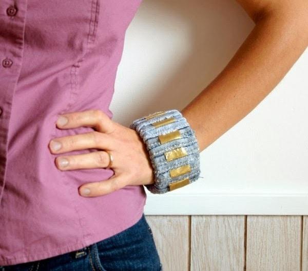bracciale-con-jeans-riciclato