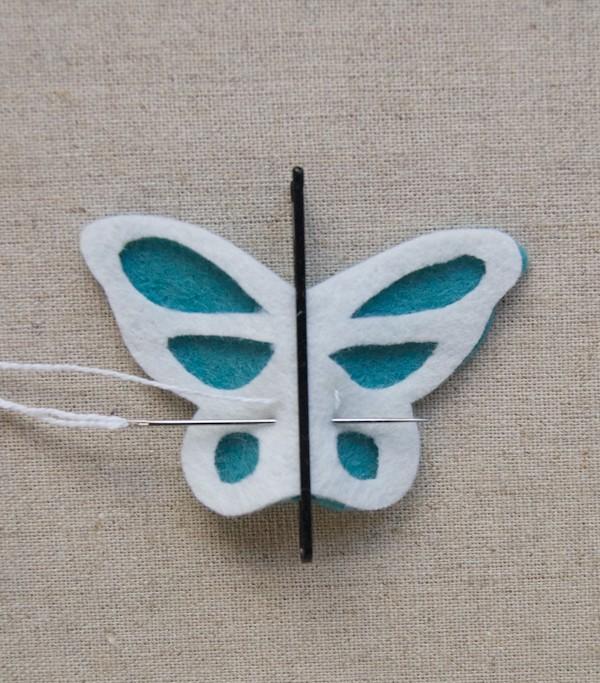 farfalle-di-feltro