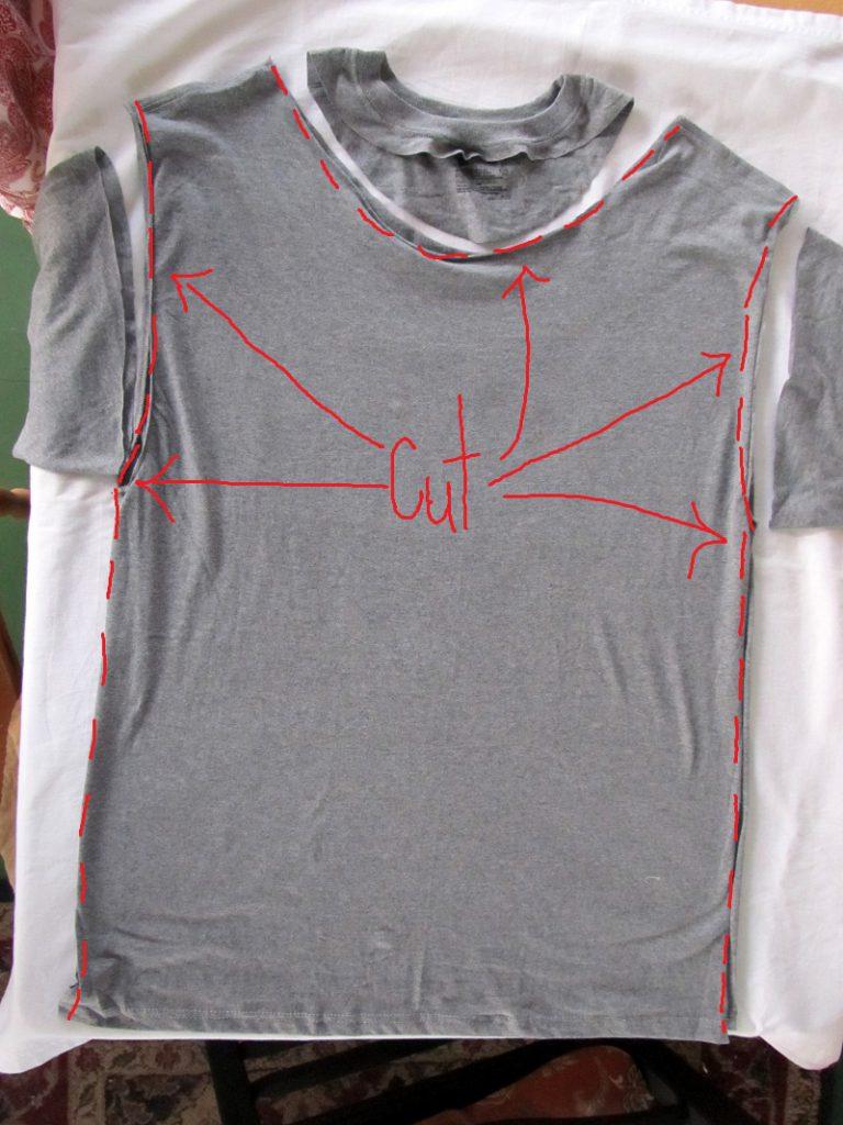 trasformare-una-t-shirt