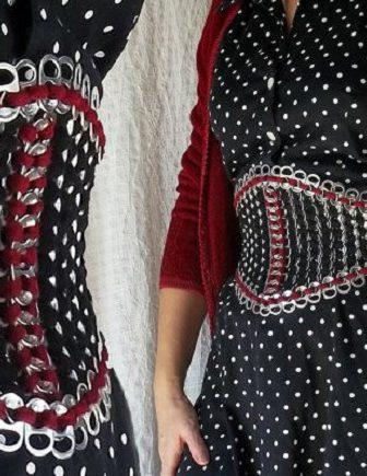 Vestito medievale Fai da te