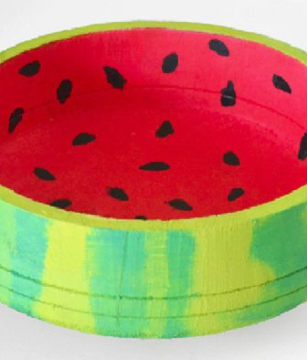 Decorare con i frutti di stagione