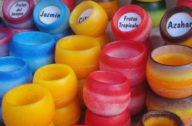 Come fare candele profumate