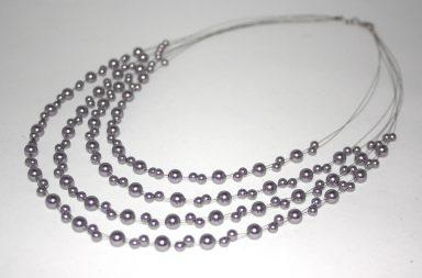 Tutorial Collana con perle Swarovski