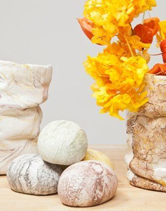 Das Idea Mix: creare con le fantasie del marmo