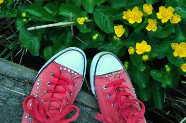 10 modi per personalizzare le sneakers