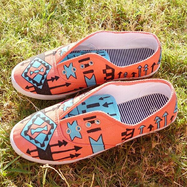 scarpe-fantasia-tribale