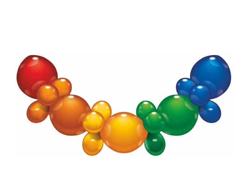 ghirnalda-palloncini-colori-assortiti