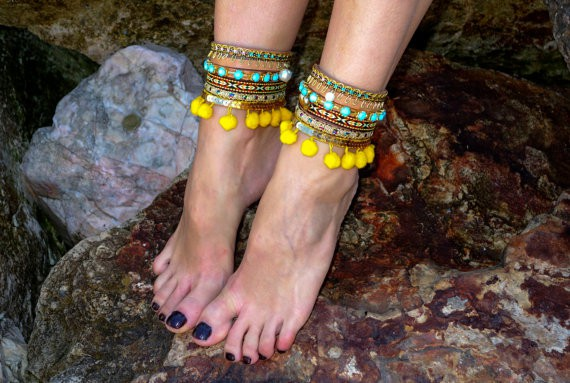 bracciale-piede
