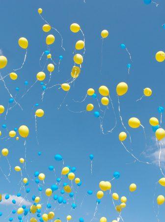 Decorazioni con palloncini a elio: 3 feste, 3 idee!