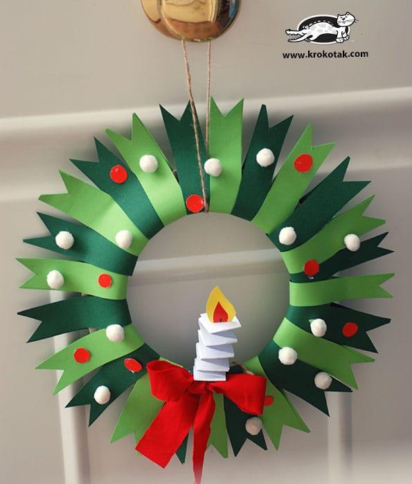 Lavoretti Di Cartoncino Per Natale.Lavoretti Di Natale Da Fare Con I Bambini Passion Diy