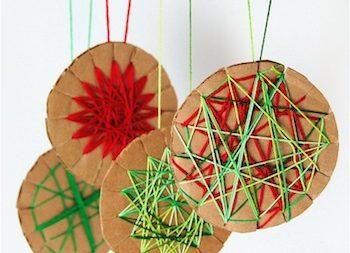 Lavoretti di Natale da fare con i bambini