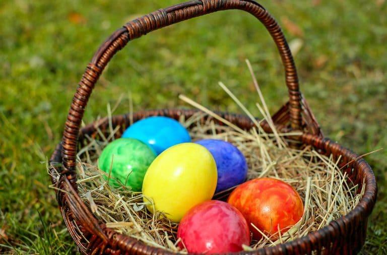 20 idee creative per decorare le uova