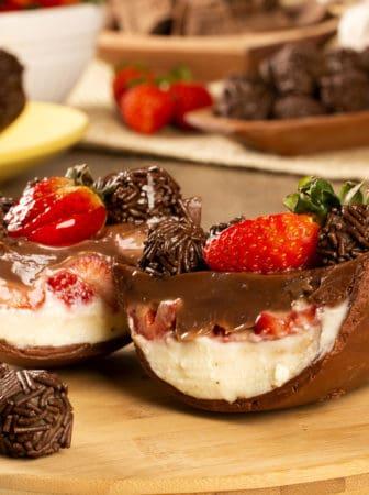 5 idee golose per consumare il cioccolato delle uova di Pasqua